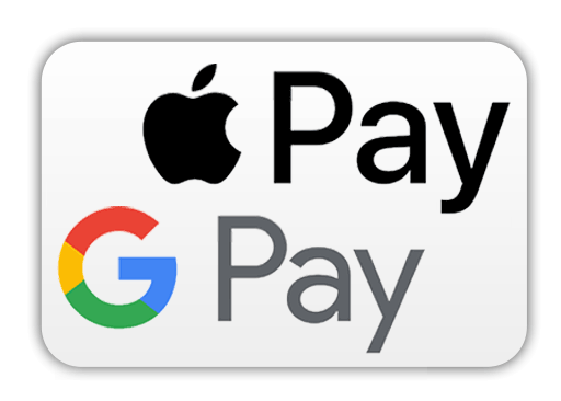 Apple Pay / Google Pay